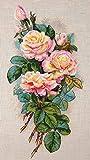 Merejka Kreuzstich-Set – Vintage Roses