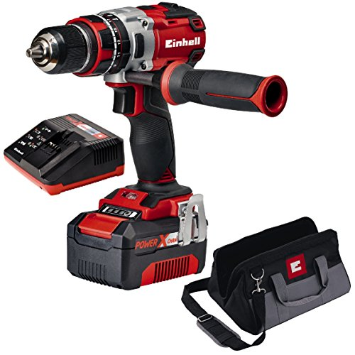 Einhell TE-CD 18 Li-Ion Power X-Change Brushless Combi Drill Kit