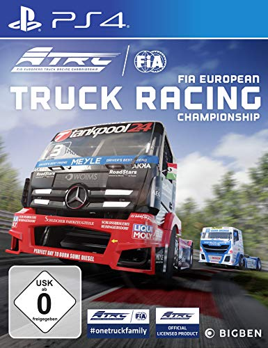FIA European Truck Racing Championship [PlayStation 4]