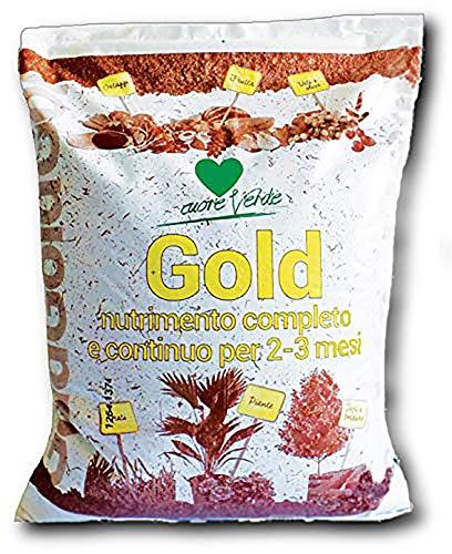 VIALCA NITROPHOSKA Gold kg.5 CONCIME Minerale con AZOTO A LENTA CESSIONE 15-9-15 + MICROELEMENTI Come NITRPHOSKA Gold