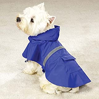 Guardian Gear Rain Jacket for Pets, X-Small, Pink