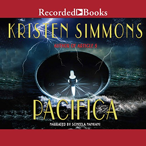 Pacifica audiobook cover art