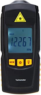 Daseey Non-contact GM8905 Digital Tachometer Tach Meter Tester Wide Measuring Range 2.5-99999RPM LCD Display