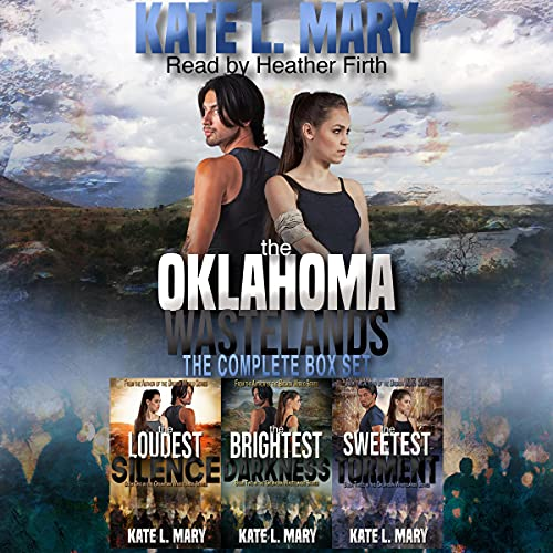 The Oklahoma Wastelands Series cover art