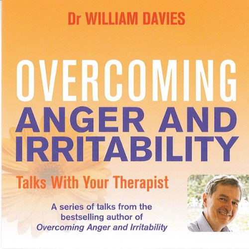 Overcoming Anger and Irritability audiobook cover art
