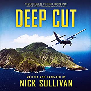 Deep Cut     Caribbean Dive Adventures, Book 2              By:                                                                                                                                 Nick Sullivan                               Narrated by:                                                                                                                                 Nick Sullivan                      Length: 7 hrs and 35 mins     19 ratings     Overall 4.4
