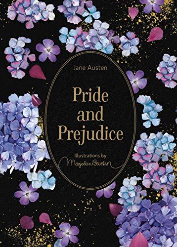 Pride and Prejudice: Illustrations by Marjolein Bastin (Marjolein Bastin Classics Series) by [Jane Austen, Marjolein Bastin]