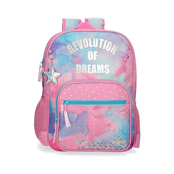 Movom Revolution Dreams Mochila Multicolor 31x42x13 cms Poliéster 16.93L