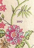 Kalender 2017 - Blumen: DIN A5, 1 Woche pro Doppelseite