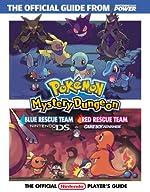 Official Nintendo Pokémon Mystery Dungeon - Blue Rescue Team/Red Rescue Team Player's Guide de Nintendo-power
