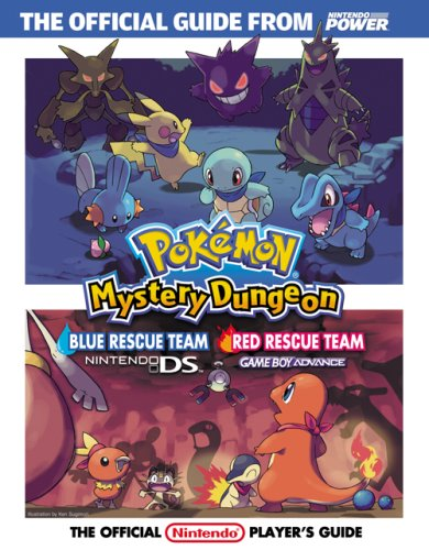 Official Nintendo Pokémon Mystery Dungeon: Blue Rescue Team/Red Rescue Team Player's Guide