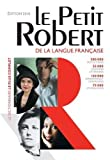 Le Petit Robert de la langue francaise 2016 - Monolingual French Dictionary (French Edition) (Les Dictionnaires Generalistes) by Collectif Paul Robert Josette Rey-Debove Alina Reyes(2015-06-15) - Le Robert, Fr - 01/01/2015