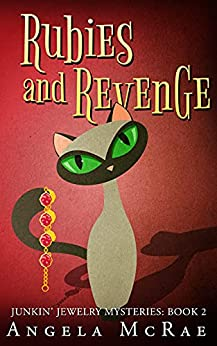 Rubies and Revenge (Junkin' Jewelry Mysteries Book 2) by [Angela McRae]