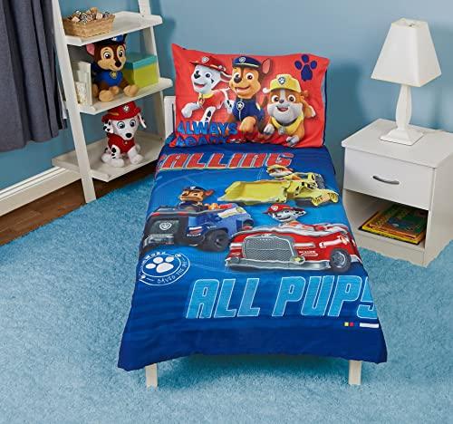 PAW Patrol 4-Piece Bedding Set