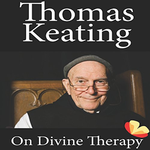 On Divine Therapy audiobook cover art