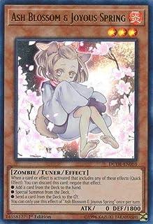 Yu-Gi-Oh! - Ash Blossom & Joyous Spring (Alternate Art) - DUDE-EN003 - Ultra Rare - 1st Edition - Duel Devastator