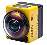Kodak PixPro SP360 Explorer Pack fotocamera per sport d'azione Full HD CMOS 17,52 MP 25,4/2,33 mm (1/2.33') Wi-Fi 103 g