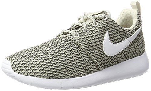 Nike Jungen Roshe ONE (GS) Gymnastikschuhe, Beige (Light Bone/White-Cobblestone-Black), 36.5 EU