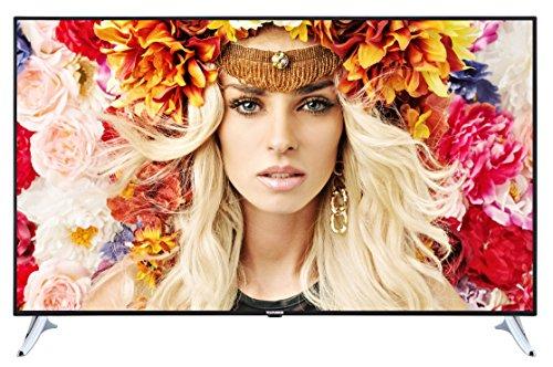 Telefunken XU65A441 165 cm (65 Zoll) Fernseher (4K Ultra HD, Triple Tuner, Passiv 3D, Smart TV)