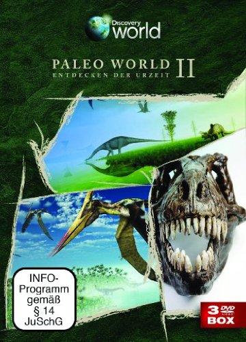 Paleo World - Entdecken der Urzeit - Staffel 2 - Discovery World [3 DVDs]