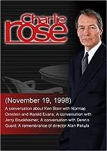 Charlie Rose November 19, 1998