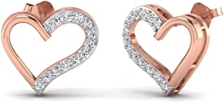 Best heart shaped swarovski earrings Reviews