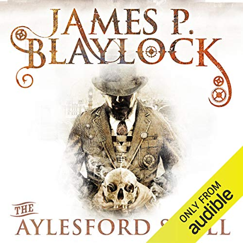 Couverture de The Aylesford Skull