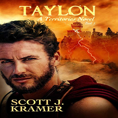 Taylon audiobook cover art