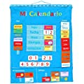 Fiesta Crafts-Mi Calendario español (1) de Fiesta Crafts