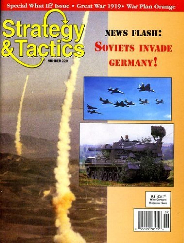 Obtén lo ultimo DG  Strategy & Tactics Magazine  220, with Group Group Group of Soviet Forces Germany Board Juego by DG Decision Juegos  oferta de tienda
