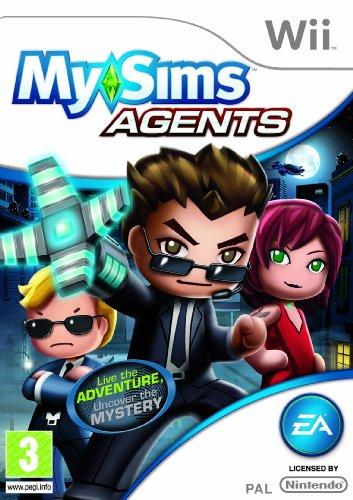 MySims Agents (Wii) [Importación inglesa]