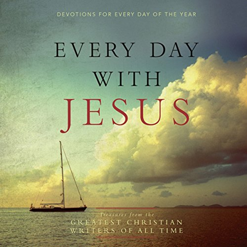 Every Day with Jesus audiobook cover art