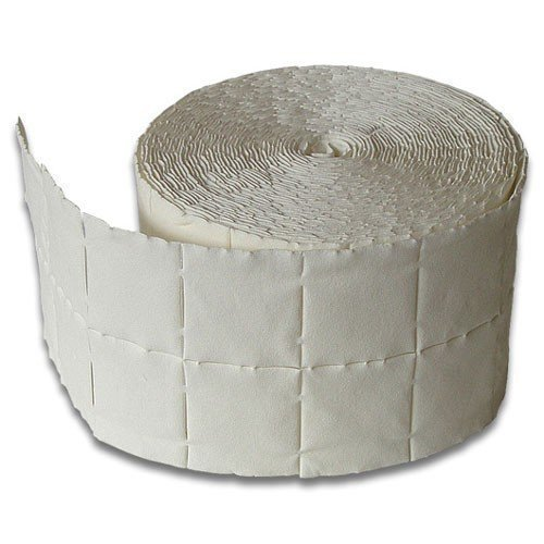 Rouleau Pads Cellulose Reconstruction Ongles - 500 Bretelles