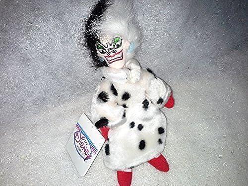 punto de venta Cruella Cruella Cruella Deville Beanie Baby from 101 Dalmatians by Disney  Hay más marcas de productos de alta calidad.