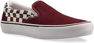 VANS ヴァンズ バンズ スリッポン SLIP-ON PRO (MULTI CHECKER) PORT ROYALE VN0A347VSVU skateboard スケボーシューズ