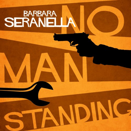 No Man Standing audiobook cover art