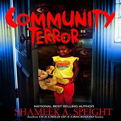 Community Terror audiobook cover art