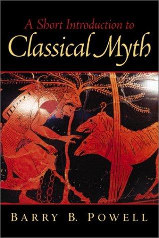 classical mythology powell - 8
