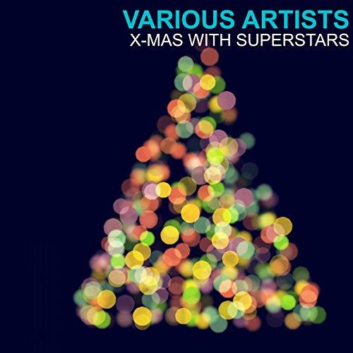 X-Mas with Superstars (Eartha Kitt, Bing Crosby, Mario Lanza, Marilyn Monroe, Sarah Vaughan, Judy Garland, George Frey, Frank Sinatra, The Andrews Sisters, Nat King Cole, Dave King, Ella Fitzgerald)