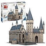 Ravensburger Puzzle 3D Harry Potter Castillo de Hogwarts Gran Comedor, Puzzle 3D, 540 Piezas, Puzzle Harry Potter, Edad Recomendada 10+