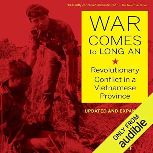 War Comes to Long An audiobook cover art