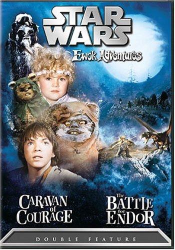 Star Wars Ewok Adventures - Cara...