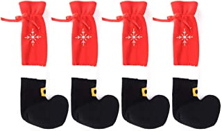 Mejor Santa Boots Decor de 2020 - Mejor valorados y revisados