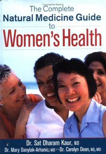 Complete Natural Medicine Guide to Women s Health product image