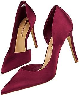 Amazon Tacón Para esVinos Zapatos MujerY De vYgI7bfym6