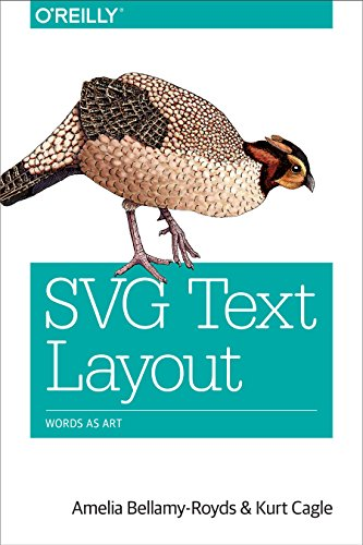 SVG Text Layout: Words as Art (English Edition)