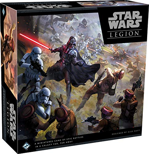 Asmodee Star Wars Ligion, FFSWL01 - Juego de figuras