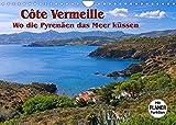 Cote Vermeille - Wo die Pyrenäen das Meer küssen (Wandkalender 2022 DIN A4 quer)