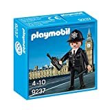 Playmobil 9237 Policía Británico - British Bobby - Exclusivo