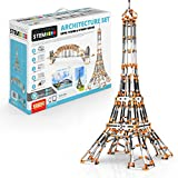 STEM Architecture Set: Eiffel Tower and Sydney Bridge